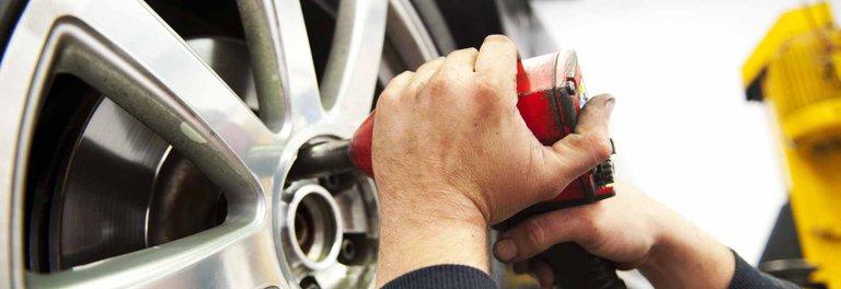 Check-in pneumatici da Autotrend