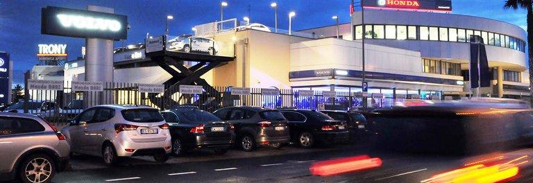 Concessionaria Volvo, Mazda, Subaru e Honda a Bari, Foggia, Barletta e Taranto