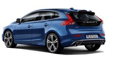 Volvo V40 noleggio auto Autotrend